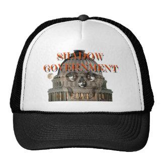 Gobierno de sombra gorra