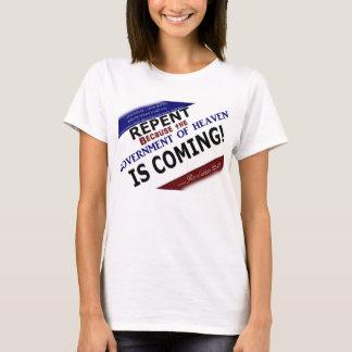 Gobierno político del cielo, Jesucristo Camiseta