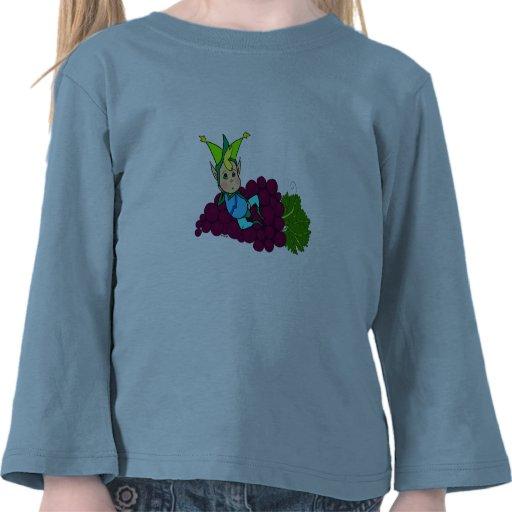 Goblin gordo lindo camiseta