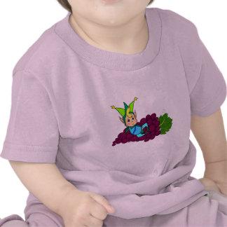 Goblin gordo lindo camisetas