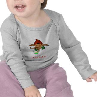 Goblin juguetón camisetas