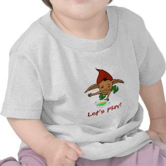 Goblin juguetón camiseta