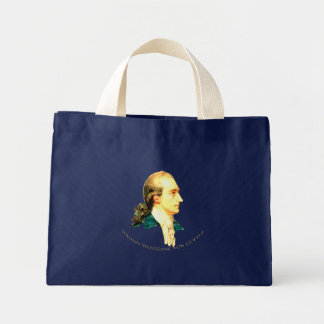Goethe joven bolsa de tela pequeña