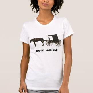 Goin Amish Camiseta
