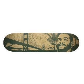 Golden Gate Che Guevara Patín Personalizado