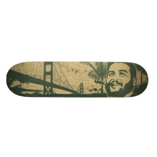 Golden Gate Che Guevara Tablas De Skate