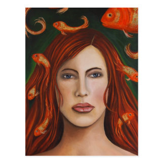 Goldfish#9 Postal
