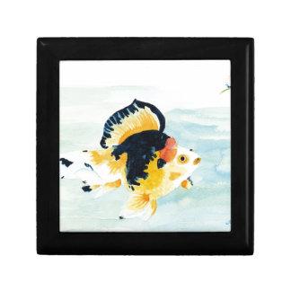 Goldfish Caja De Regalo