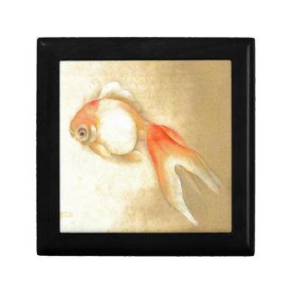 Goldfish japonés caja de regalo