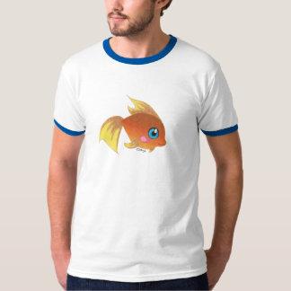 Goldfish lindo camiseta