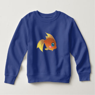 Goldfish lindo sudadera