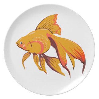 Goldfish Plato
