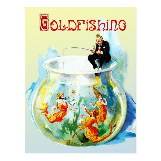Goldfishing Postal