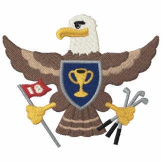 Golf de Eagle Polo Bordado