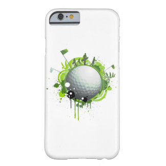 Golf Funda De iPhone 6 Barely There