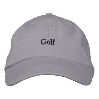 Golf Gorras Bordadas