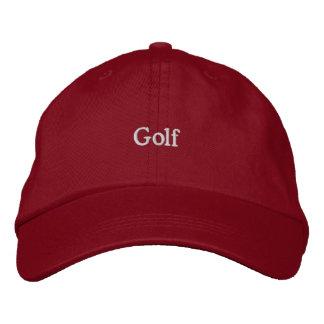 Golf Gorra De Beisbol