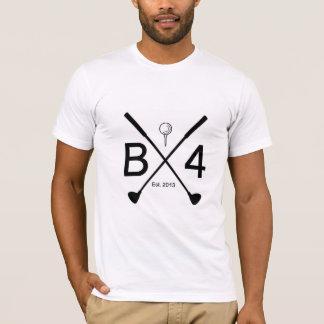 Golf la camiseta inspirada para el golfista fresco