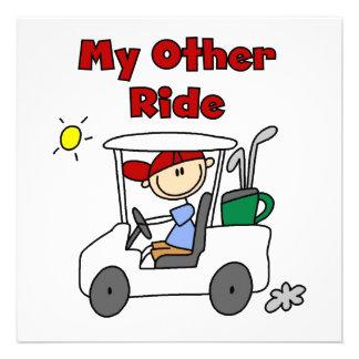 Golf mi otro paseo comunicado personal