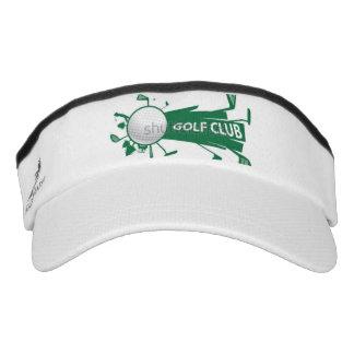 golf visera