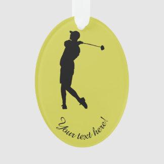 Golfista Adorno