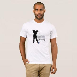 Golfista en jefe camiseta
