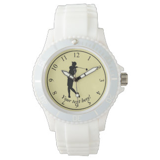 Golfista Reloj De Pulsera