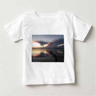 Golfo de Tejas Camiseta De Bebé