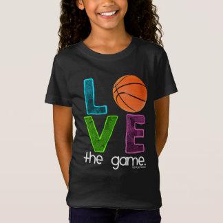 Golly chicas: Baloncesto - ame el juego Camiseta