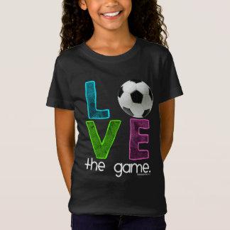 Golly chicas: Fútbol - ame el juego Camiseta