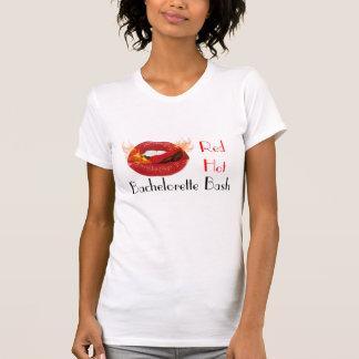 Golpe candente de Bachelorette Camiseta