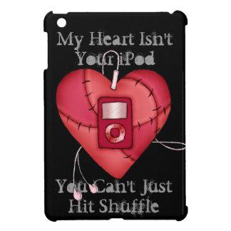 Golpe de barajadura en mi corazón iPad mini carcasa