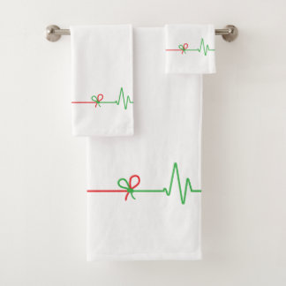 Golpe de corazón de EKG - la vida se enciende