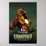GOLPE VIOLENTO: Ra, dios de The Sun Posters
