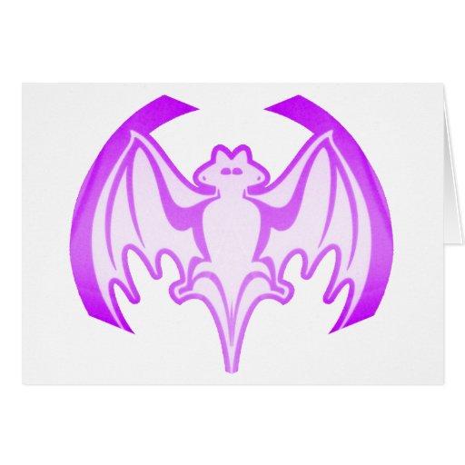 Golpee el jGibney púrpura de Inv los regalos de Za Tarjeta