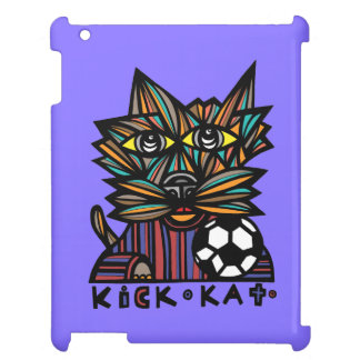 """""""Golpee el Kat con el pie"""" caso del iPad de 631"""