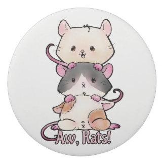 Goma De Borrar ¡Aw, ratas!