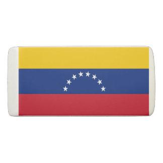 Goma De Borrar Bandera de Venezuela