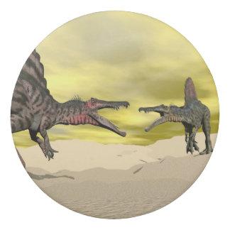 Goma De Borrar Lucha del dinosaurio de Spinosaurus - 3D rinden