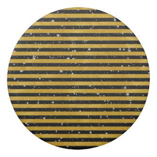 Goma De Borrar Raya elegante del oro - personalizado su color