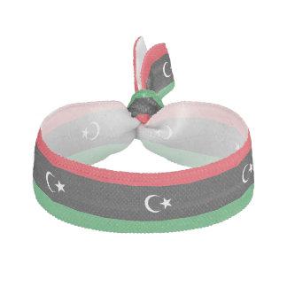 Gomilla Para El Pelo Bandera de Libia