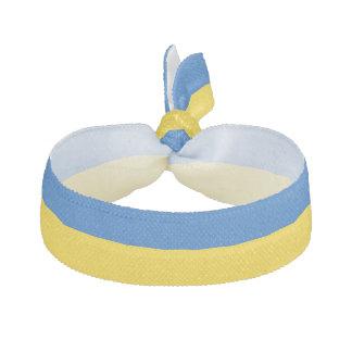 Gomilla Para El Pelo Bandera de Ucrania