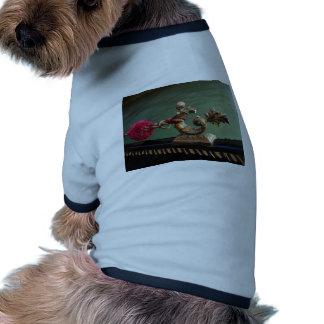 Góndola Camiseta Con Mangas Para Perro