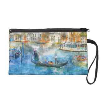 Góndolas en el Gran Canal de Venecia Italia Bolso De Fiesta