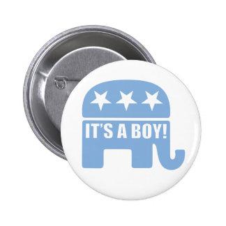 """GOP """"es los pernos de un muchacho"""" Pins"""