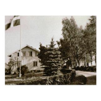 Gord de Kalebergs, Spekerad, Noruega Tarjetas Postales