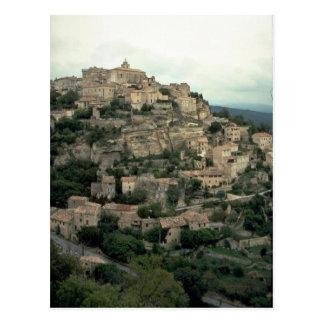 Gordes, Provence, Francia Postal
