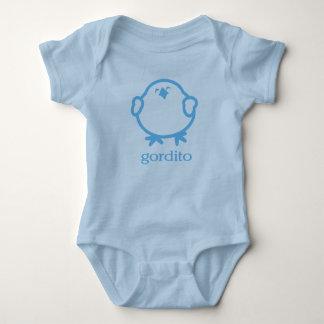 gordito = pedazo del amor body para bebé