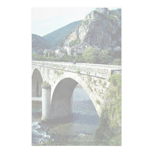 Gorge du Taru, La Malene, Francia Europa Papelería
