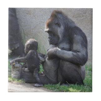 Gorila Azulejo